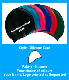 Nova Custom Silicone Caps